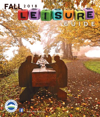 Fall Leisure Guide 2018
