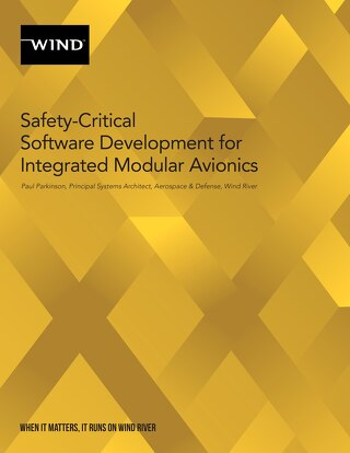Safety-Critical Software Development for Integrated Modular Avionics