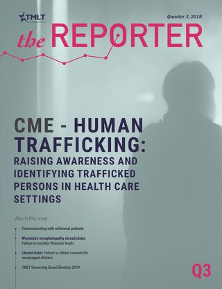 Reporter Quarter 3 2018