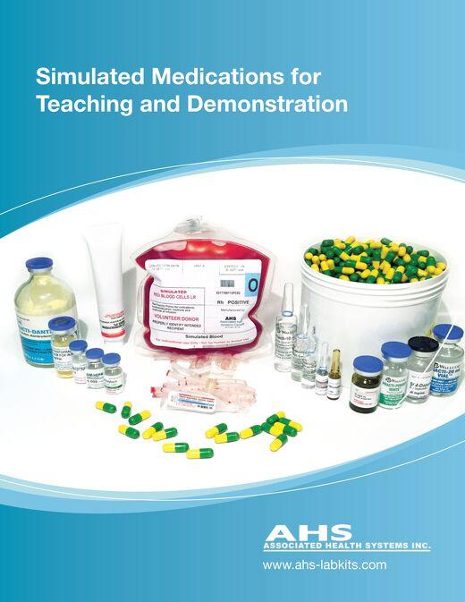 AHS Medication Catalogue