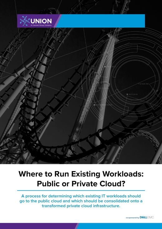 Public or Private Cloud?