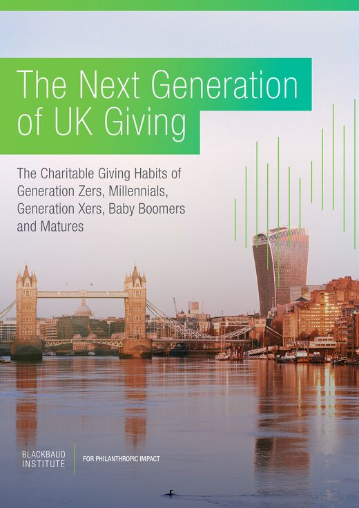 The Next Generation Of UK Giving