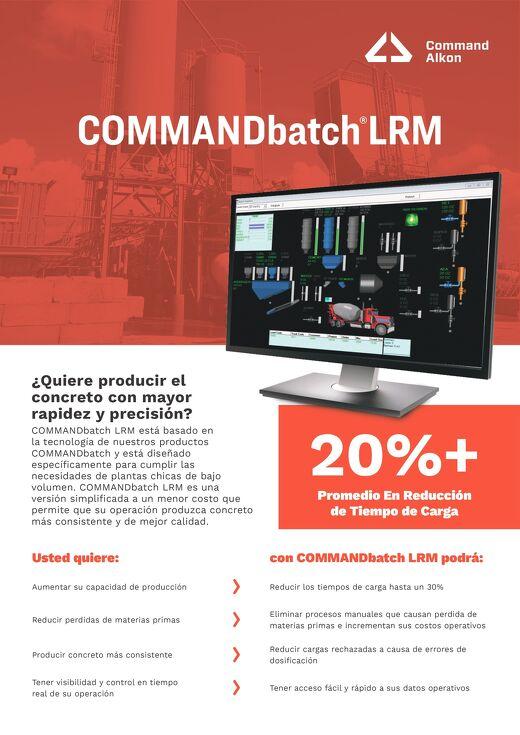 COMMANDbatch LRM
