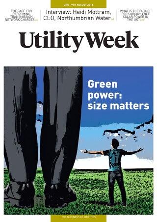 Utility Week 3rd August 2018