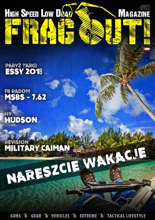 Frag Out! Magazine #21 PL
