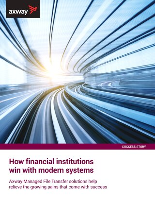 How Financial Institutions Win with Modern Systems
