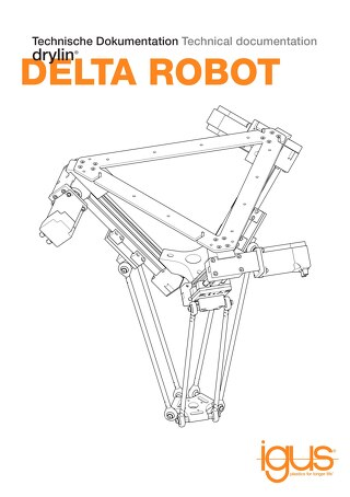 Delta robot assembly instructions