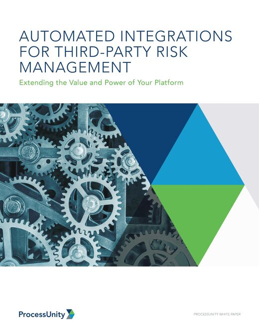 Automated Integrations for Third-Party Risk Management