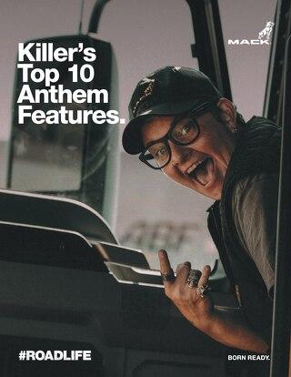 Killer's Top 10