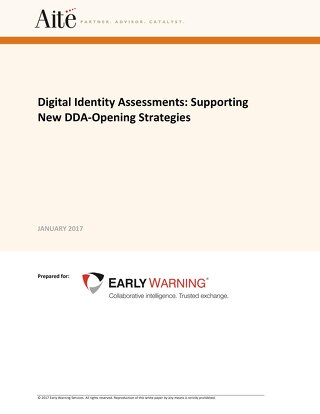 Digital Identity Assessment White Paper
