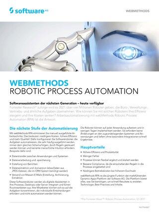 webMethods RPA