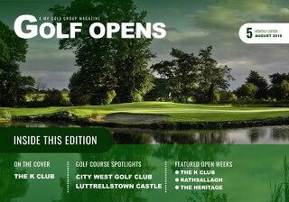 Golf Opens 2017/18 Digital Magazine - Issue 5