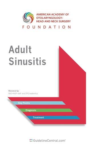 Adult Sinusitis