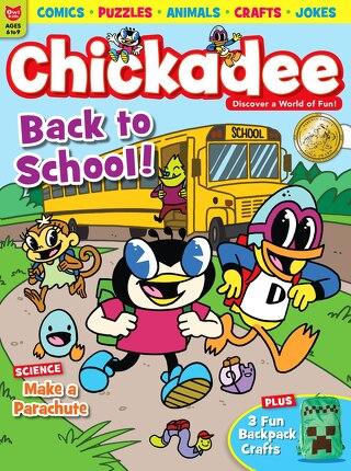 Chickadee - September 2018