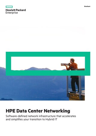 HPE Data Center Networking