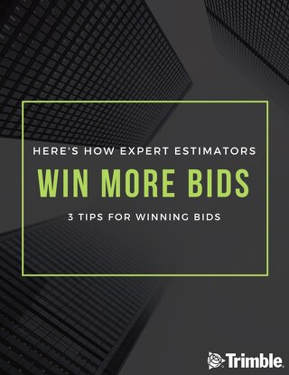 Here's How Expert Estimators Win More Bids