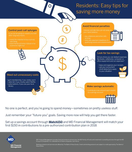 Easy tips for saving more money