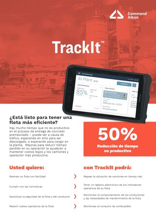 TrackIt - Spanish