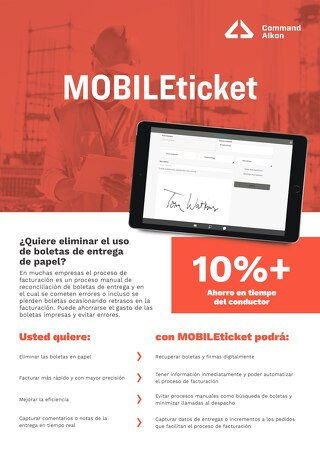 MOBILEticket - Spanish