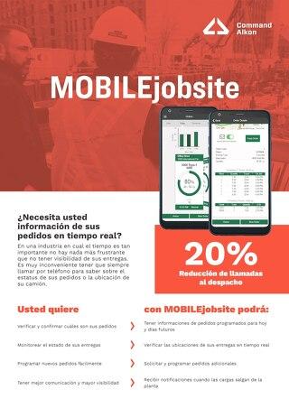 MOBILEjobsite - Spanish