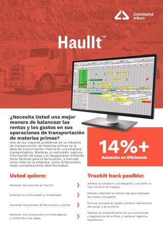 HaulIt Aggregates - Spanish