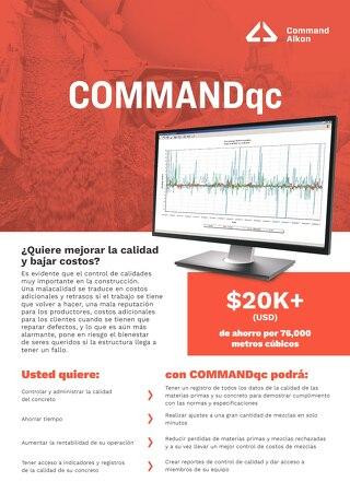 COMMANDqc - Spanish