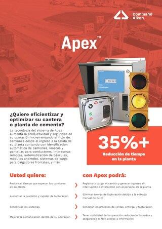 Apex - Spanish
