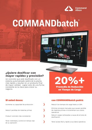 COMMANDbatch - Spanish
