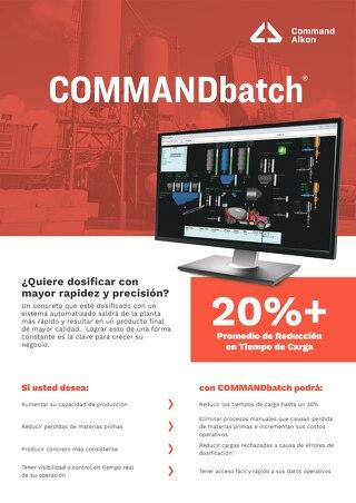 COMMANDbatch - Spanish
