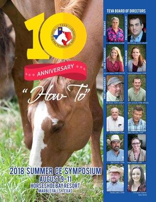 2018 Symposium Brochure