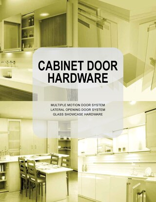 Catalog-201A 585-609-Cabinet Door Hardware
