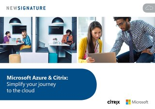 Citrix and Microsoft Ebook 2018