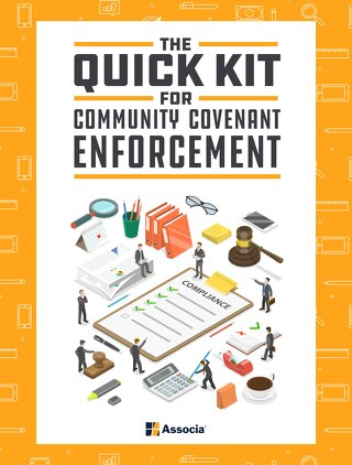 The Quick Kit for Community Covenant Enforcement