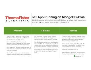 MongoDB Successes