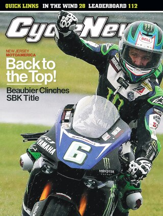 Cycle News Issue 36 September 11