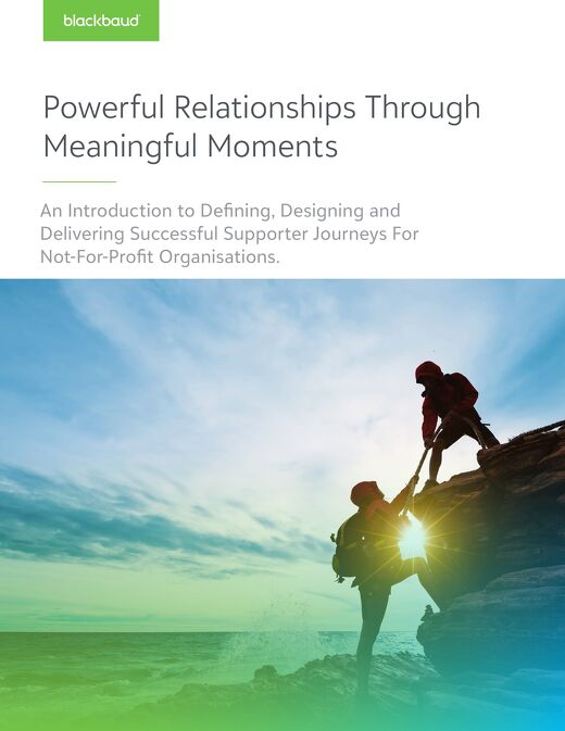 Powerful Relationships Through Meaningful Moments