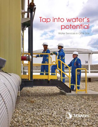 Brochure (Stantec Water Services in Oil and Gas)