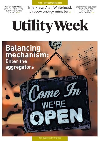Utility Week 14th September 2018