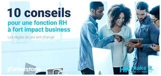 10 conseils pour une fonction RH à fort impact business
