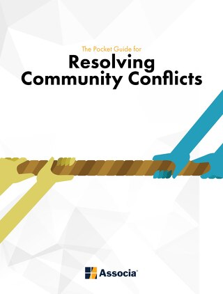 The Pocket Guide for Resolving Community Conflicts