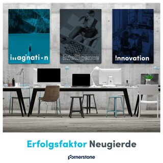 Erfolgsfaktor Neugierde - Imagination Intelligence Innovation