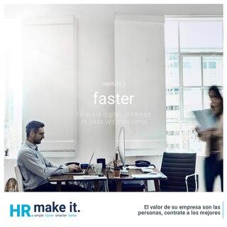 Capitulo 2 - Faster - En la era digital, el tiempo es cada vez mas corto