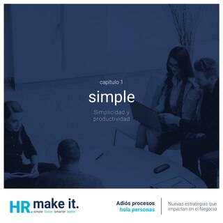 Capitulo 1 - Simple - Simplicidad y productividad
