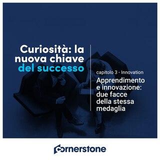 Curiosità - La nuova chiave del successo - Capitolo 3 - Apprendimento e innovazione - due facce della stessa medaglia
