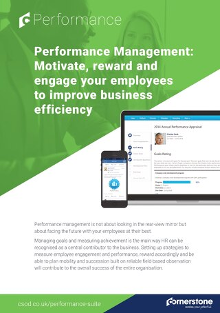Datasheet Performance Suite