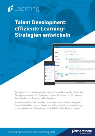 Datenblatt Learning Suite