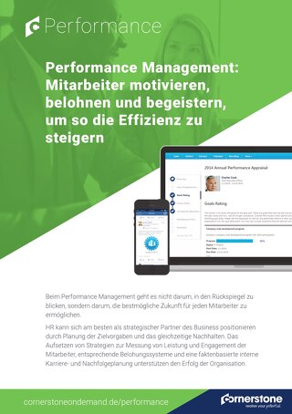 Datenblatt Performance Suite