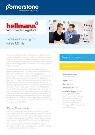 Fallstudie Hellmann: Globales Learning für lokale Märkte