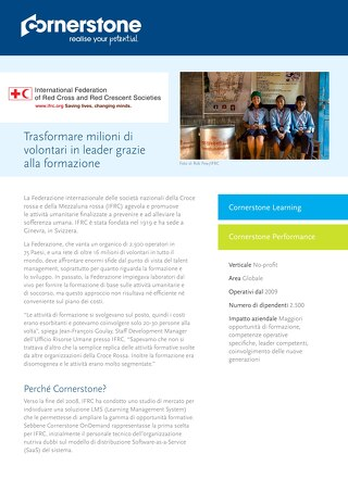 Case Study IFRC
