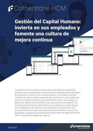 Hoja Informativa HCM Platform